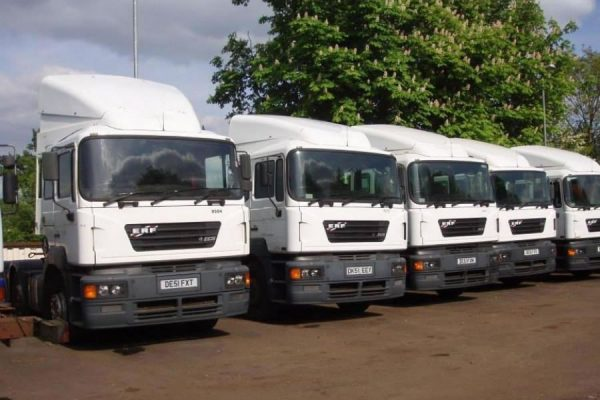 used commercial trucks